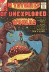 Cover For Mysteries of Unexplored Worlds 36