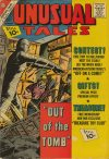 Cover For Unusual Tales 32