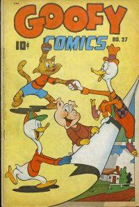Large Thumbnail For Goofy Comics #27