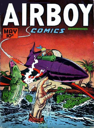 Comic Book Cover For Airboy Comics v4 4 [39]