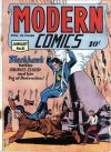 Cover For Modern Comics 81