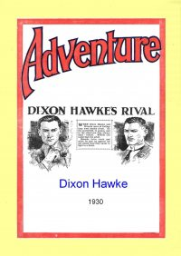 Large Thumbnail For Dixon Hawke's Rival