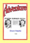 Cover For Dixon Hawke's Rival