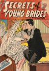 Cover For Secrets of Young Brides 12