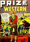 Cover For Prize Comics Western 75