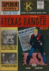 Cover For Superior Stories 4 Texas Ranger