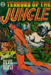 Cover For Terrors of the Jungle 7