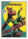 Cover For Juan Centella Almanaque 1941