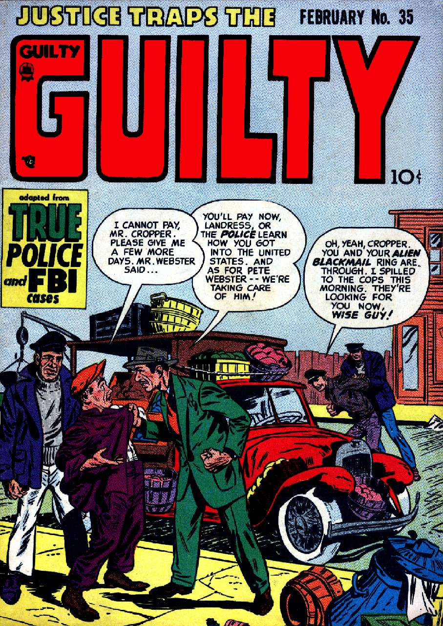 Comic Book Cover For Justice Traps the Guilty v5 5 (35)