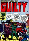 Cover For Justice Traps the Guilty 35