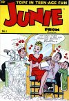 Cover For Junie Prom Comics 1