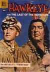 Cover For 0884 Hawkeye and the Last of the Mohicans
