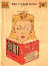 Cover For The Spirit (1940 11 3) Detroit News
