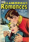 Cover For Glamorous Romances 51