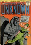 Cover For Adventures into the Unknown 126