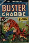 Cover For The Amazing Adventures of Buster Crabbe 2