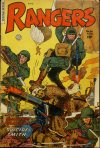 Cover For Rangers Comics 66