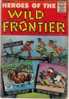 Cover For Heroes of the Wild Frontier 1
