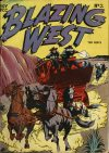 Cover For Blazing West 2