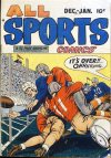 Cover For All Sports Comics 2