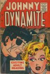 Cover For Johnny Dynamite 11