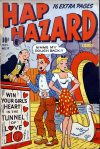 Cover For Hap Hazard Comics 17
