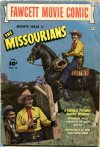 Cover For Fawcett Movie Comic 10 Missourians