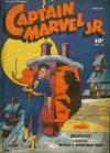 Cover For Captain Marvel Jr. 46