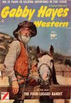 Cover For Gabby Hayes Western 24