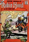 Cover For Robin Hood and His Merry Men 35