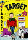 Cover For Target Comics v4 4