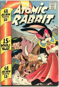 Large Thumbnail For Atomic Rabbit #11