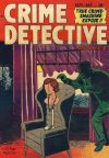 Cover For Crime Detective Comics v2 10