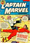 Cover For Captain Marvel Adventures 144