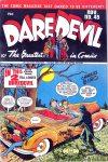 Cover For Daredevil Comics 45