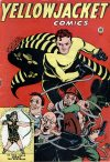 Cover For Yellowjacket Comics 6