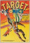 Cover For Target Comics v1 3
