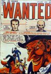 Cover For Wanted Comics 24