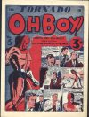 Cover For Oh Boy! 5 The Tornado
