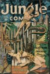 Cover For Jungle Comics 54