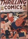 Cover For Thrilling Comics 34 (fiche)