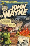 Cover For John Wayne Adventure Comics 21