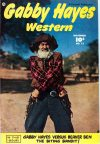 Cover For Gabby Hayes Western 12