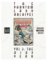 Large Thumbnail For Phantom Lady Archives v3.1 - The Ajax Year