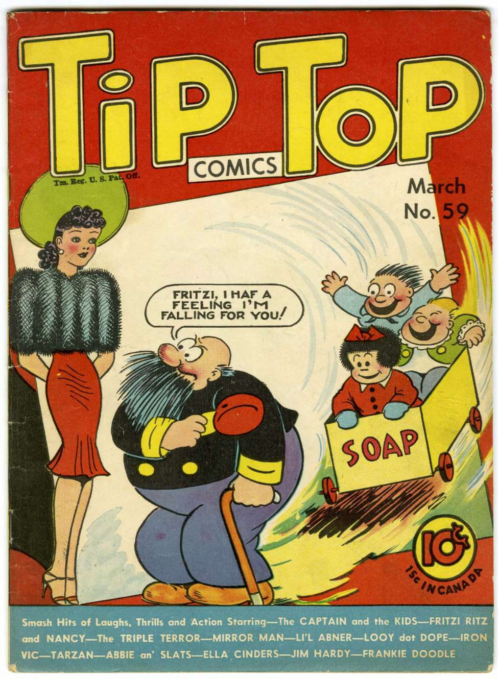 Comic Book Cover For Tip Top Comics v5 11 (59)