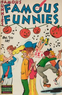 Large Thumbnail For Famous Funnies #171