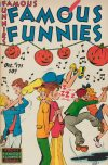 Cover For Famous Funnies 171