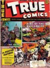 Cover For True Comics 52