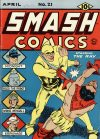 Cover For Smash Comics 21