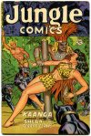 Cover For Jungle Comics 142